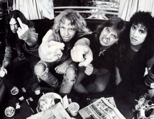 Metallica Fuck You 104