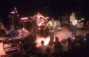 the Rustlanders at the TLA